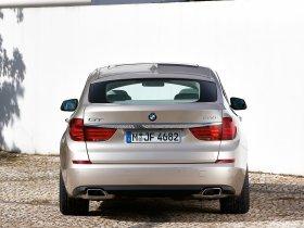 Ver foto 10 de BMW Serie 5 Gran Turismo 2009