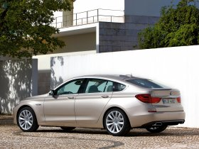 Ver foto 9 de BMW Serie 5 Gran Turismo 2009