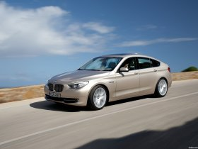 Ver foto 5 de BMW Serie 5 Gran Turismo 2009