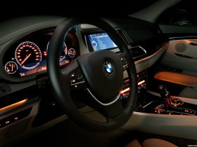 Ver foto 29 de BMW Serie 5 Gran Turismo 2009
