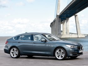 Ver foto 2 de BMW Serie 5 Gran Turismo 2009
