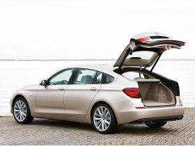 Ver foto 27 de BMW Serie 5 Gran Turismo 2009