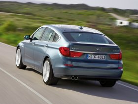 Ver foto 25 de BMW Serie 5 Gran Turismo 2009