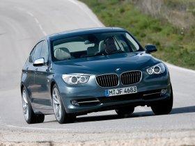 Ver foto 24 de BMW Serie 5 Gran Turismo 2009