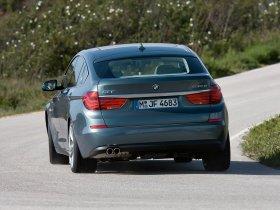 Ver foto 23 de BMW Serie 5 Gran Turismo 2009