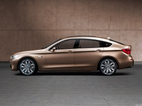 Ver foto 8 de BMW Serie 5 Gran Turismo Concept 2009