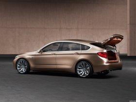Ver foto 6 de BMW Serie 5 Gran Turismo Concept 2009