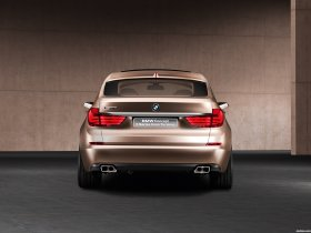Ver foto 4 de BMW Serie 5 Gran Turismo Concept 2009