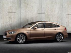 Fotos de BMW Serie 5 Gran Turismo Concept 2009