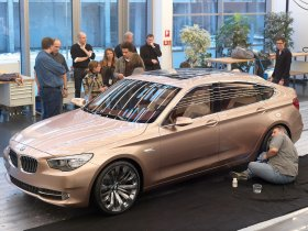 Ver foto 17 de BMW Serie 5 Gran Turismo Concept 2009