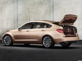Ver foto 13 de BMW Serie 5 Gran Turismo Concept 2009
