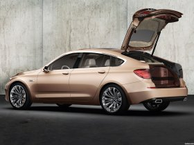 Ver foto 12 de BMW Serie 5 Gran Turismo Concept 2009