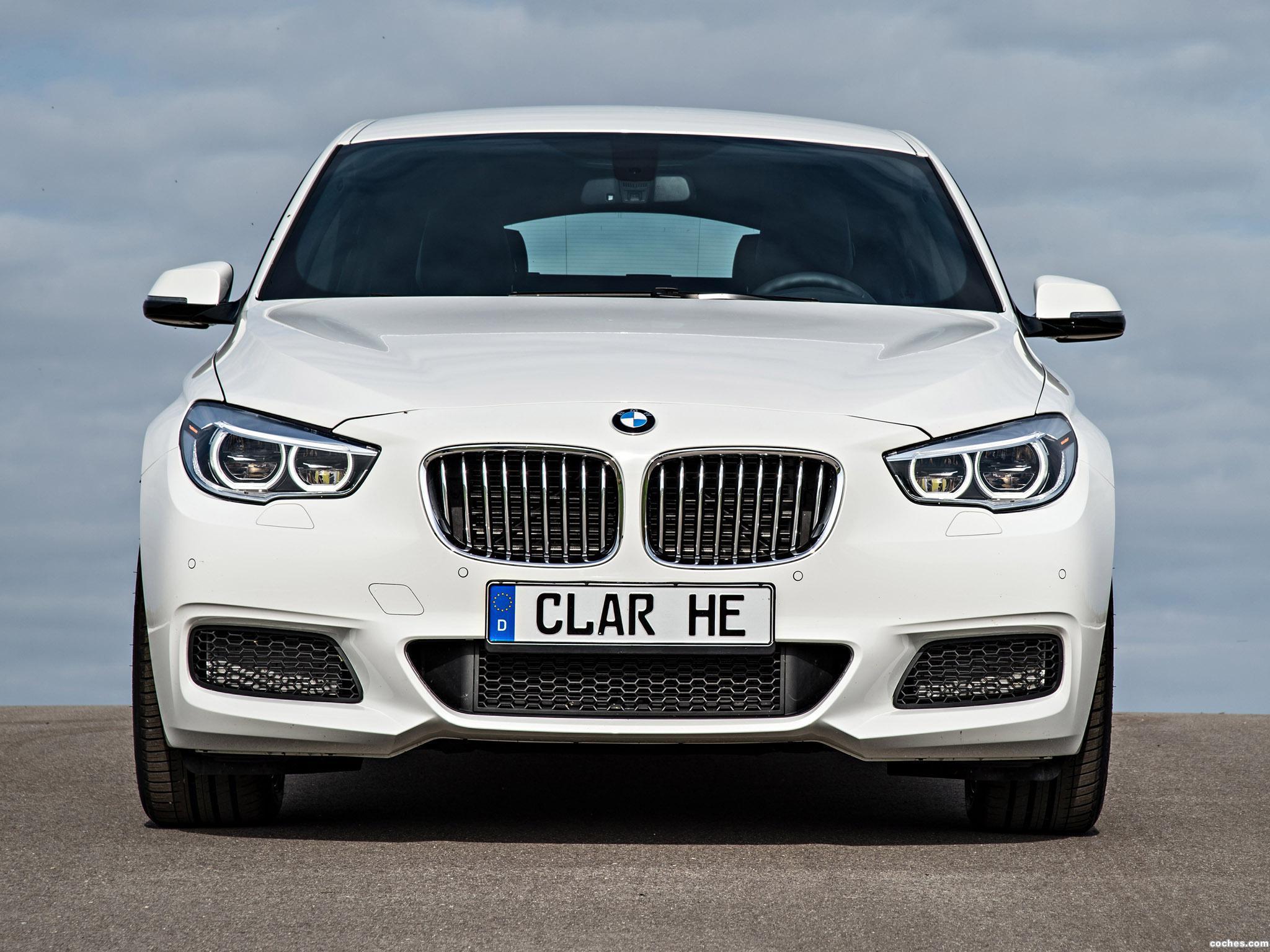 Foto 7 de BMW Serie 5 Gran Turismo Edrive Prototype 2014