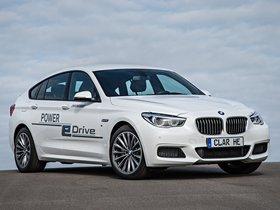 Ver foto 16 de BMW Serie 5 Gran Turismo Edrive Prototype 2014