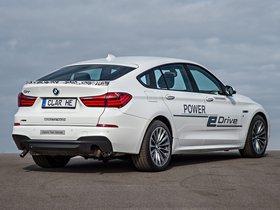 Ver foto 7 de BMW Serie 5 Gran Turismo Edrive Prototype 2014
