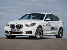 Fotos de BMW Serie 5 Gran Turismo Edrive Prototype 2014