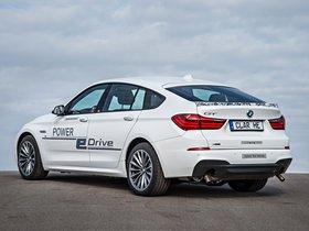 Ver foto 15 de BMW Serie 5 Gran Turismo Edrive Prototype 2014