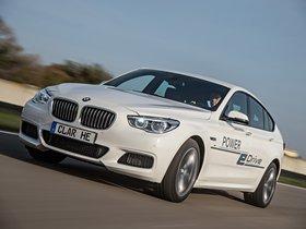 Ver foto 14 de BMW Serie 5 Gran Turismo Edrive Prototype 2014
