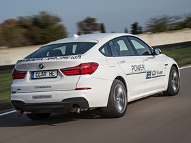 Ver foto 12 de BMW Serie 5 Gran Turismo Edrive Prototype 2014