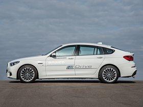 Ver foto 11 de BMW Serie 5 Gran Turismo Edrive Prototype 2014