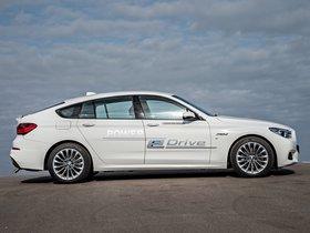 Ver foto 10 de BMW Serie 5 Gran Turismo Edrive Prototype 2014