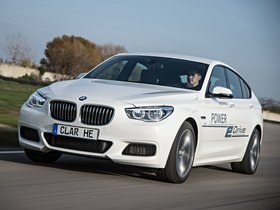 Ver foto 9 de BMW Serie 5 Gran Turismo Edrive Prototype 2014