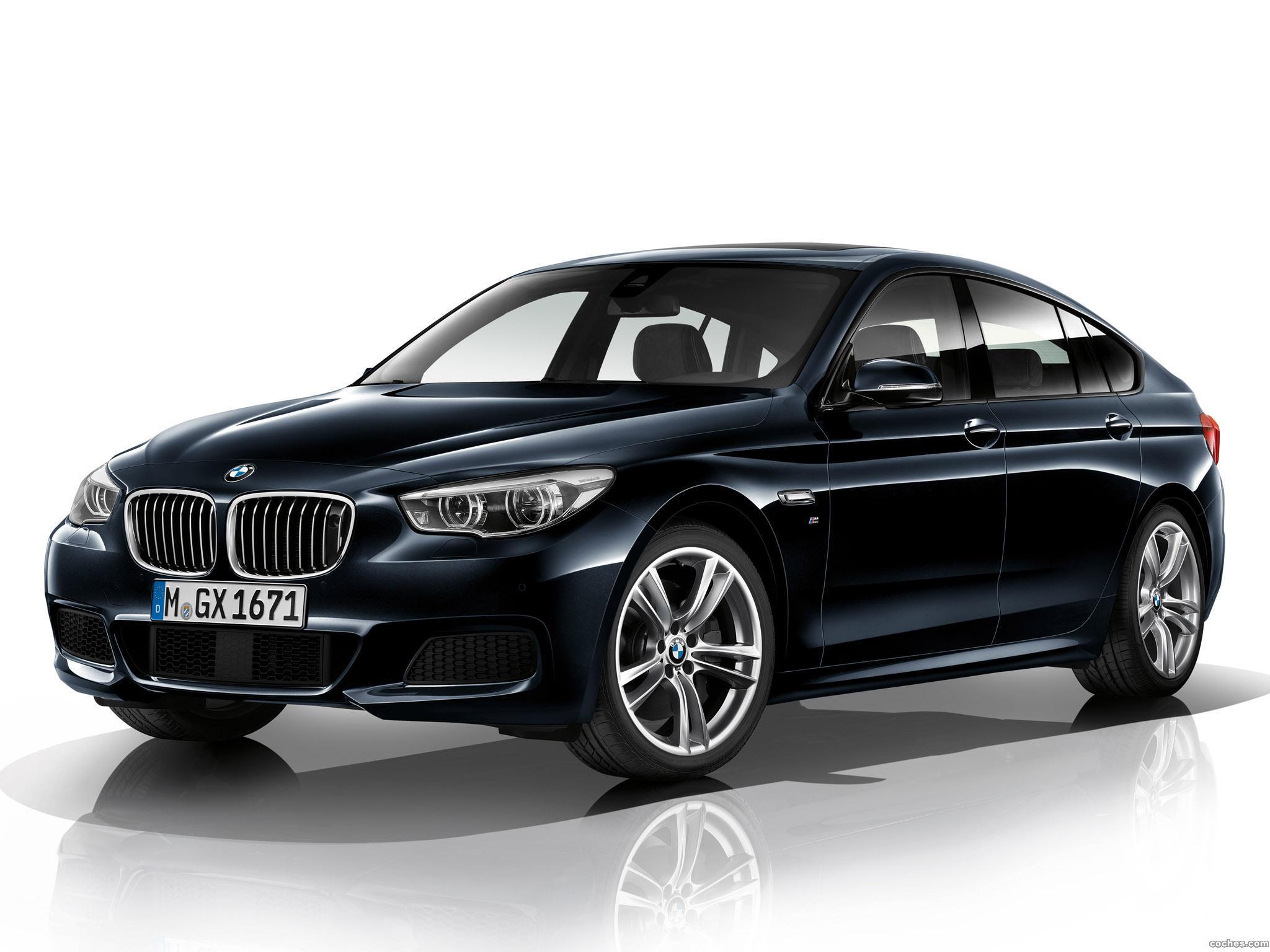 Foto 0 de BMW Serie 5 Gran Turismo M Sport Package 2013