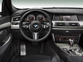Ver foto 3 de BMW Serie 5 Gran Turismo M Sport Package 2013
