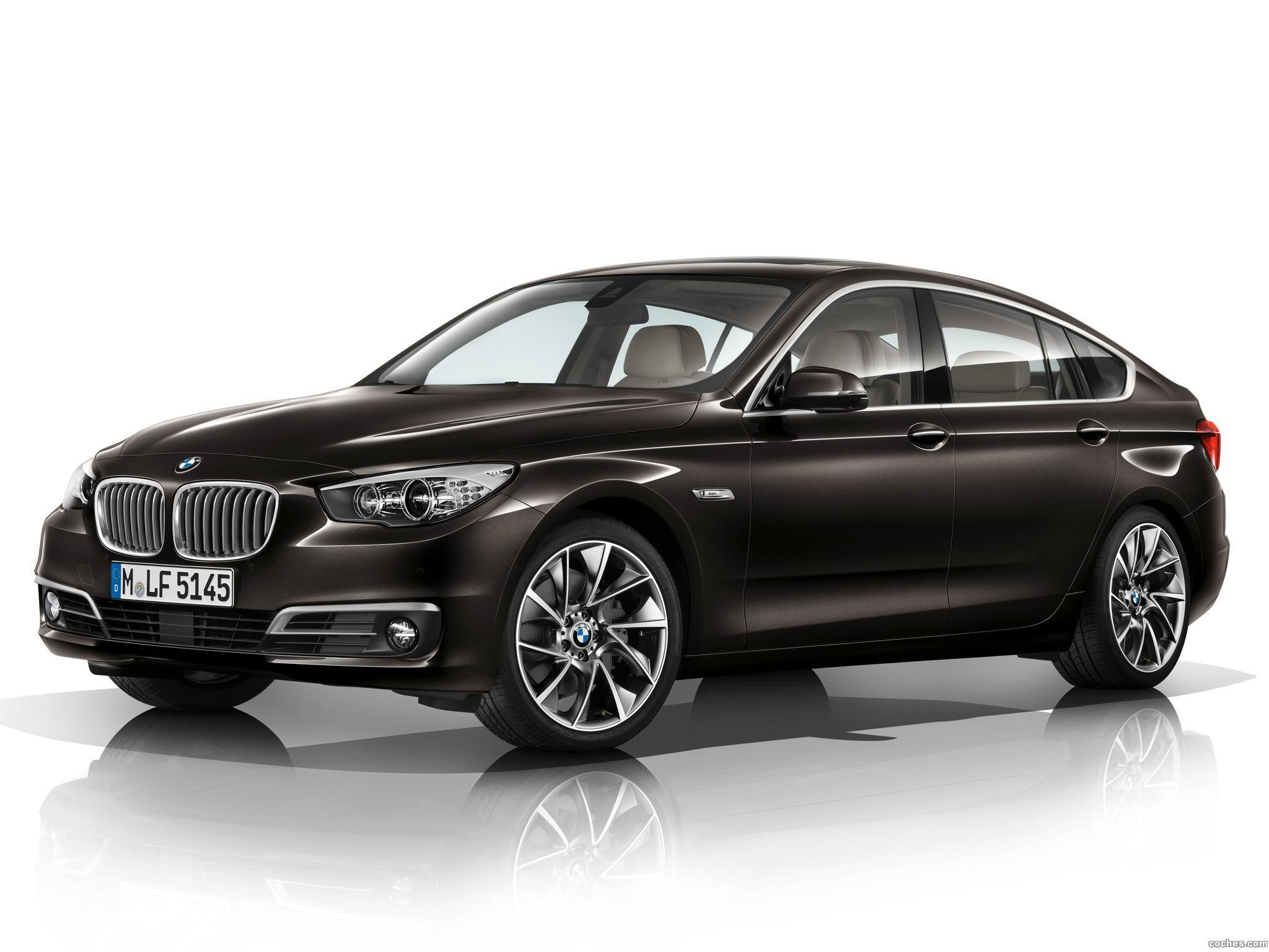 Foto 0 de BMW Serie 5 Gran Turismo Modern Line 2013