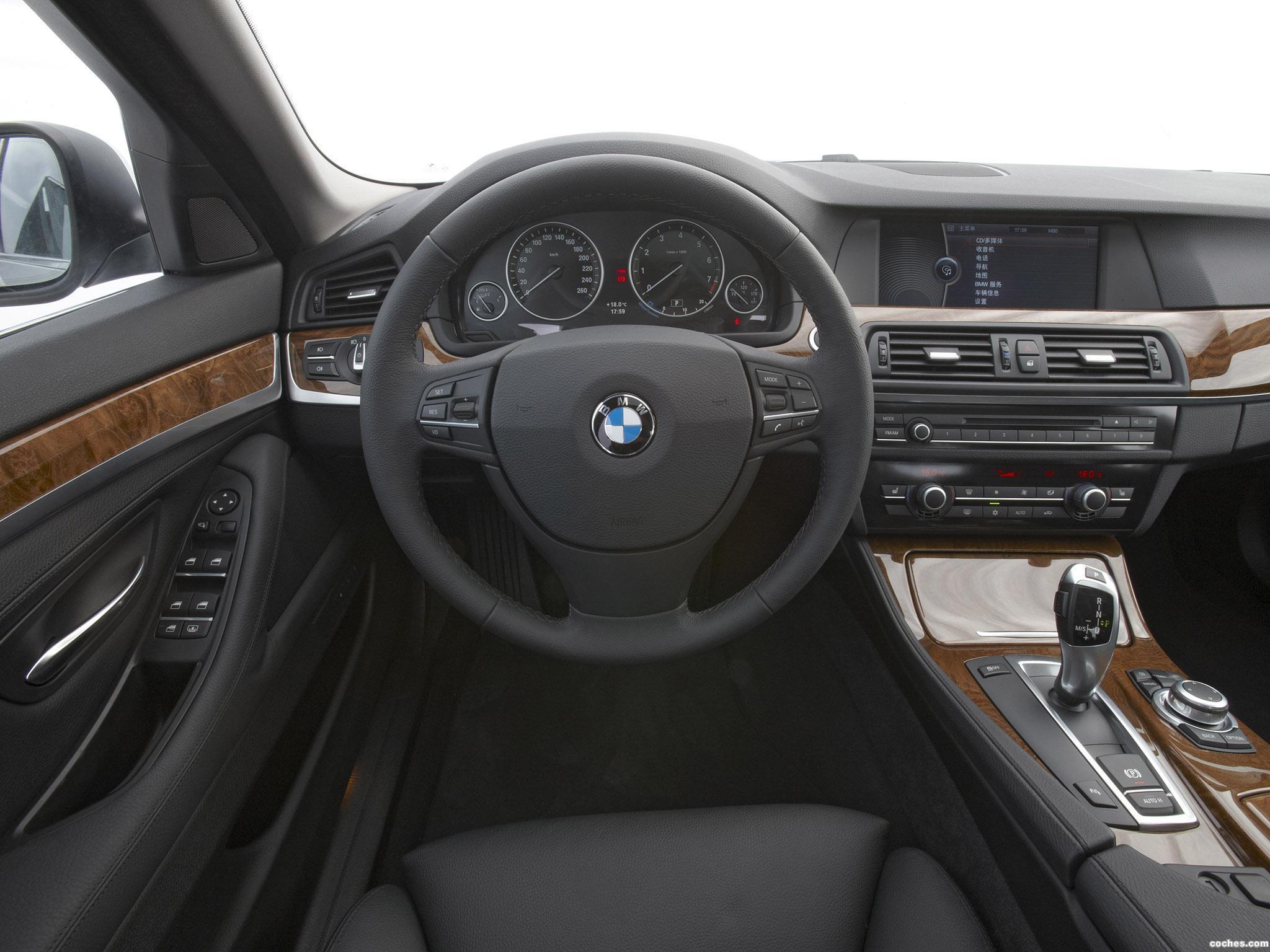 Foto 38 de BMW Li LWB 2010