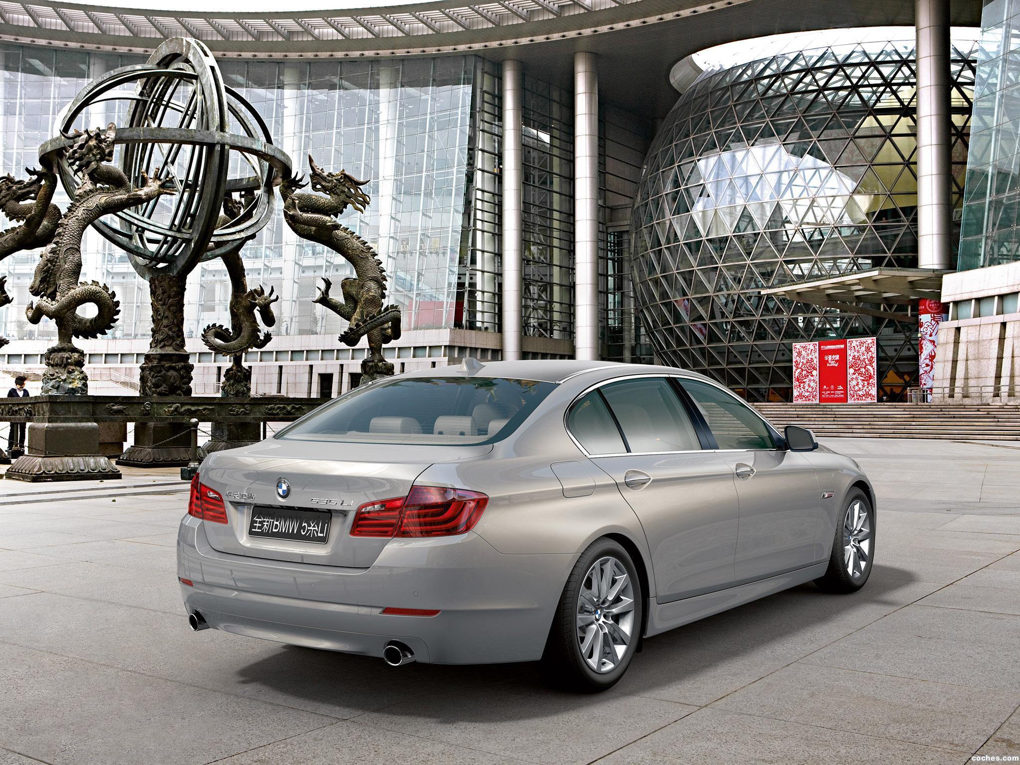 Foto 29 de BMW Li LWB 2010