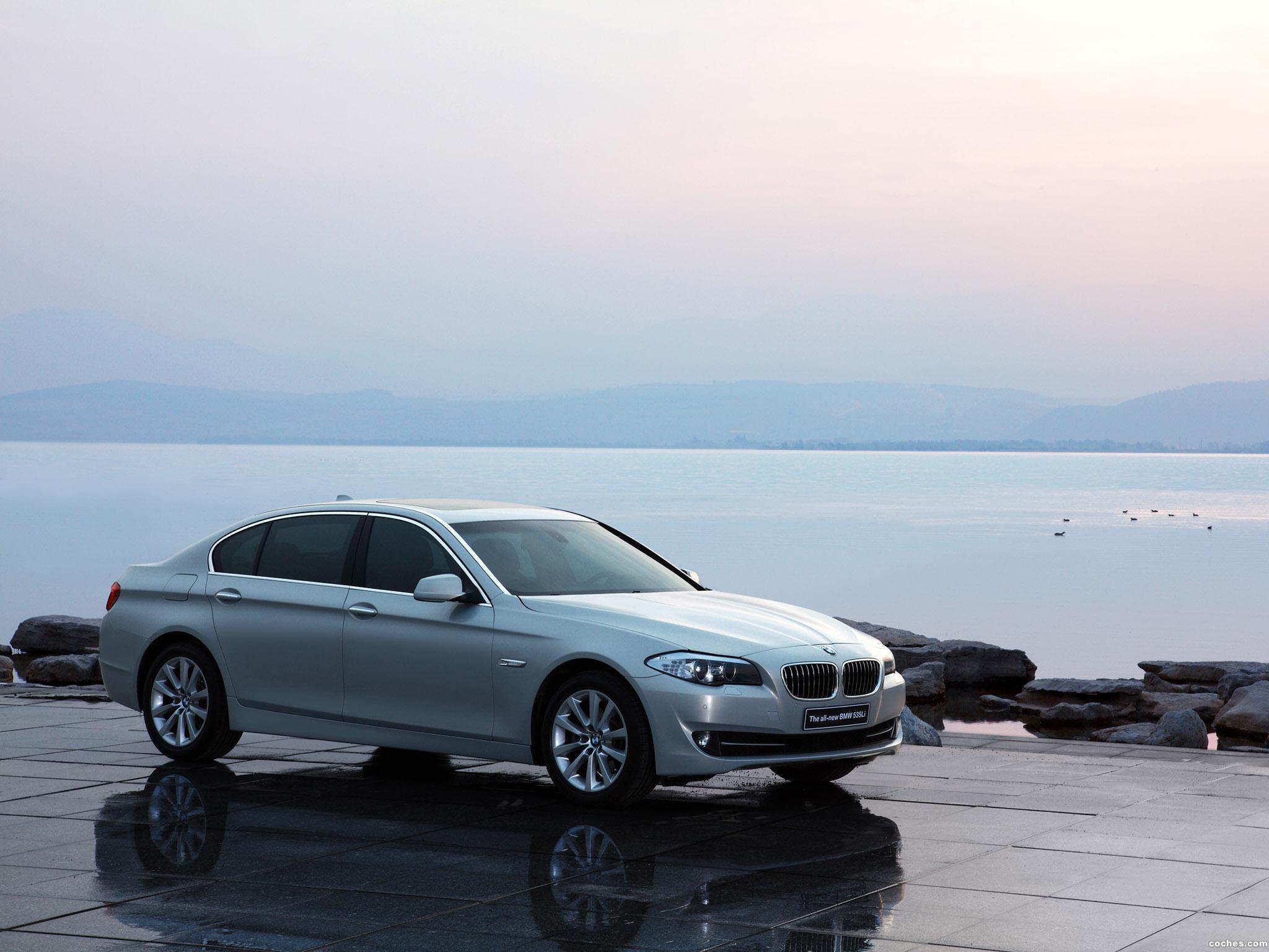 Foto 25 de BMW Li LWB 2010