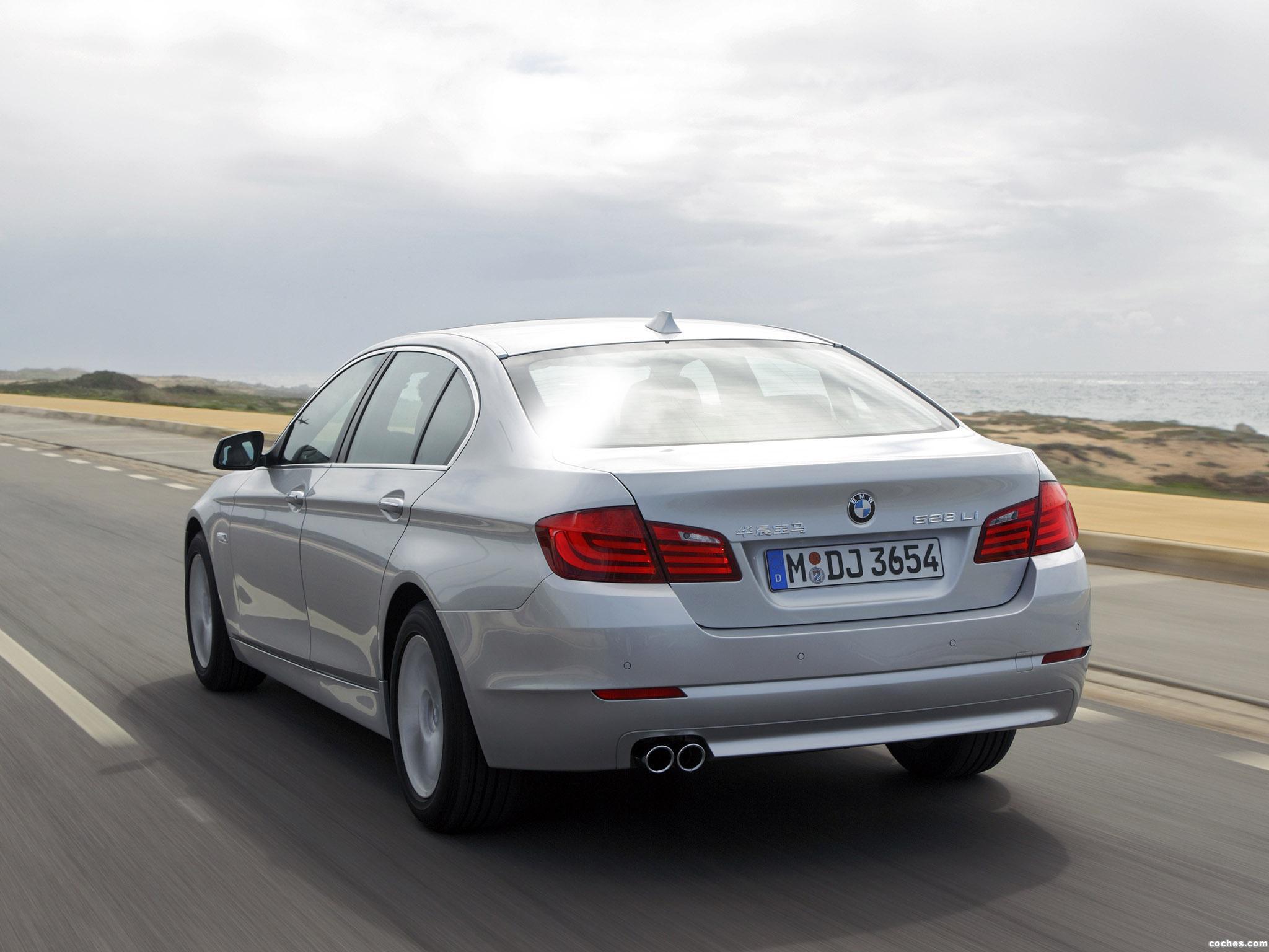 Foto 20 de BMW Li LWB 2010