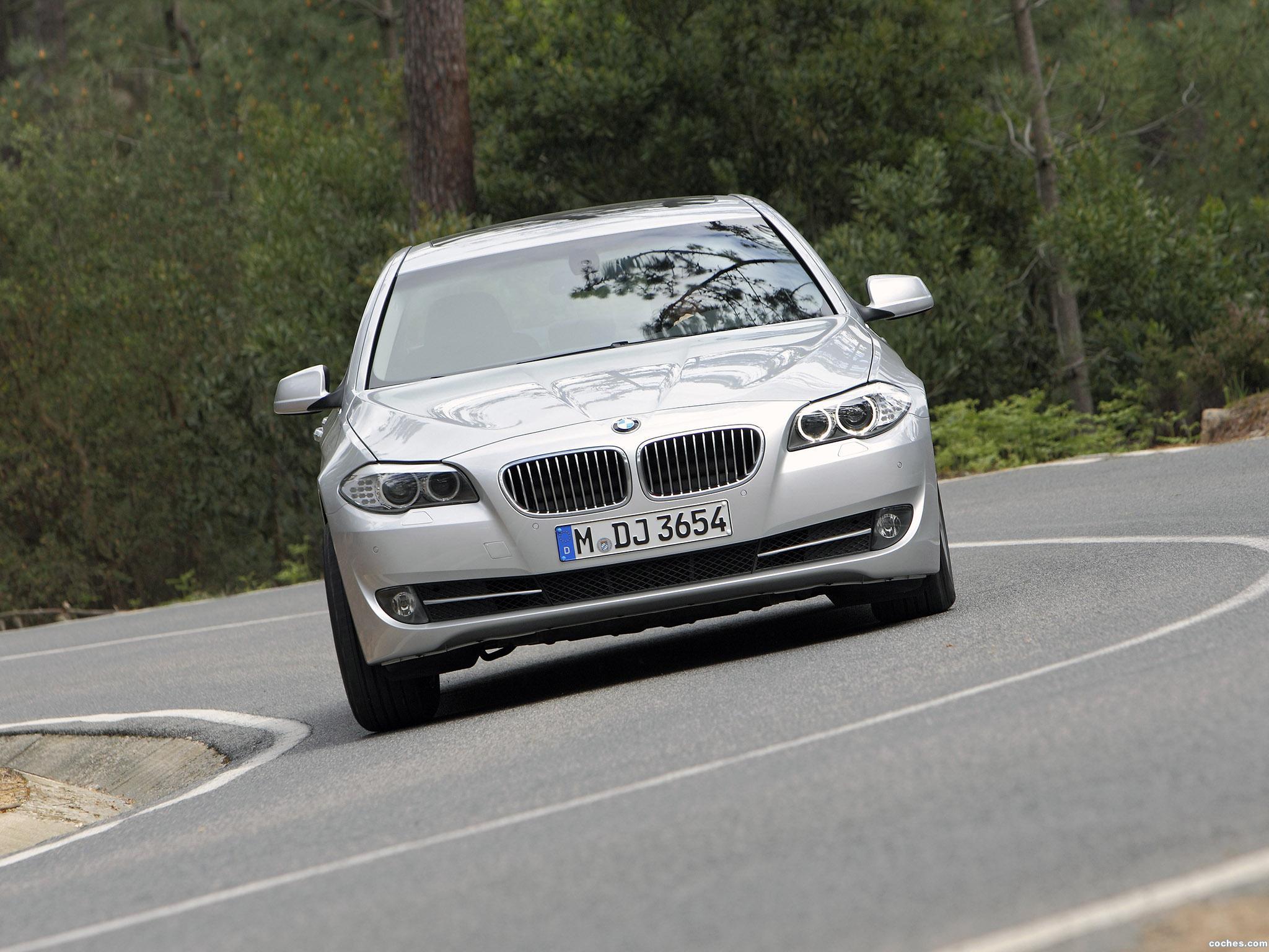 Foto 18 de BMW Li LWB 2010