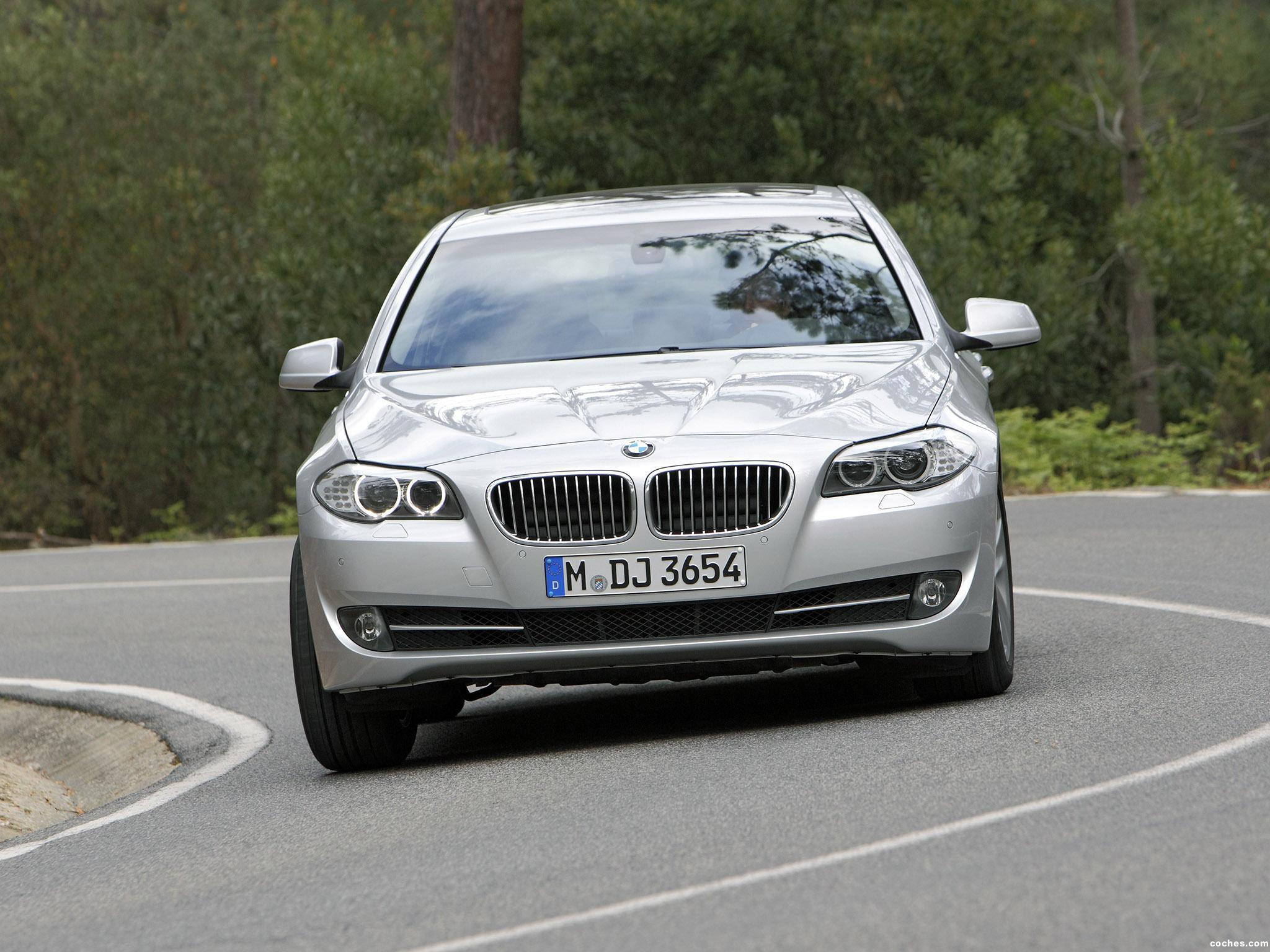 Foto 17 de BMW Li LWB 2010