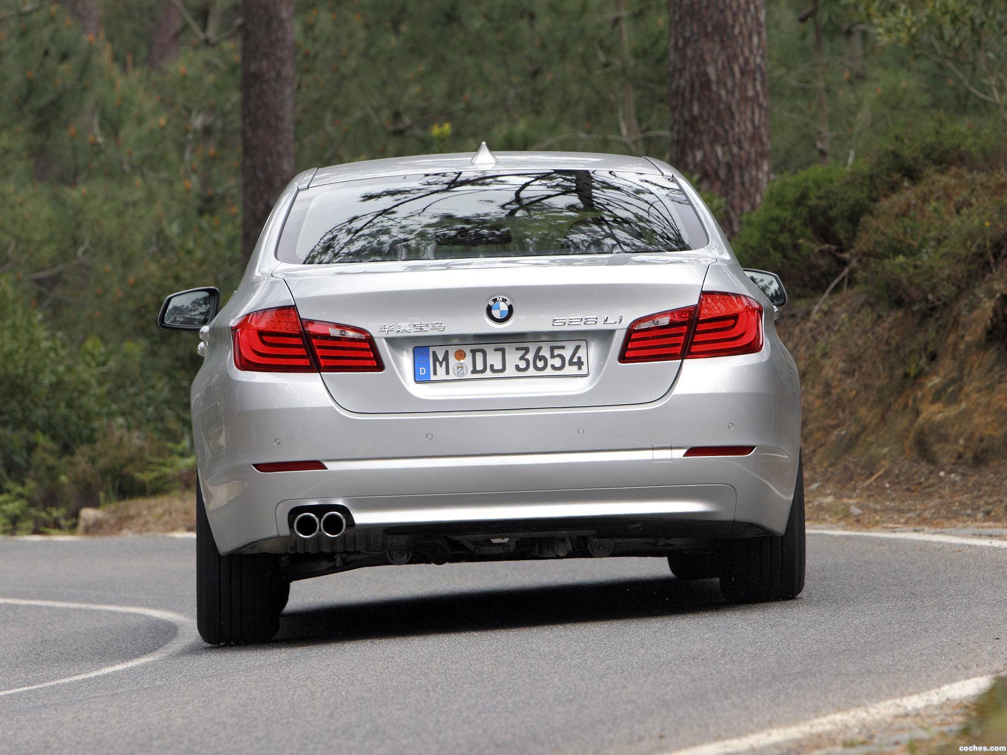 Foto 14 de BMW Li LWB 2010