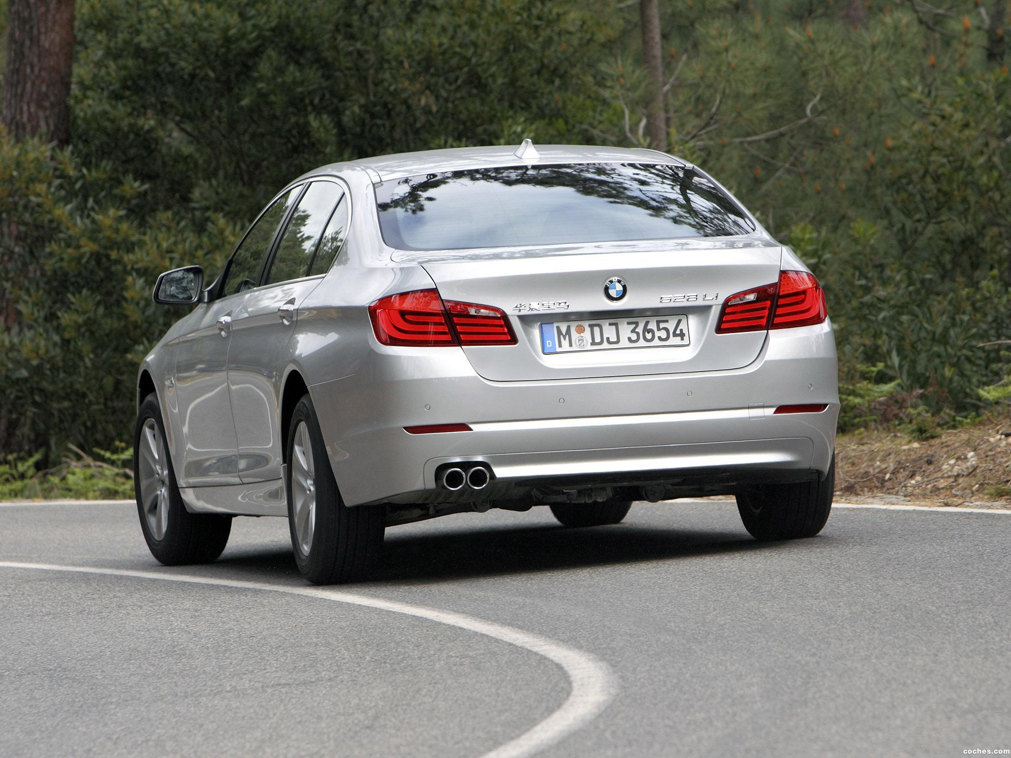 Foto 13 de BMW Li LWB 2010
