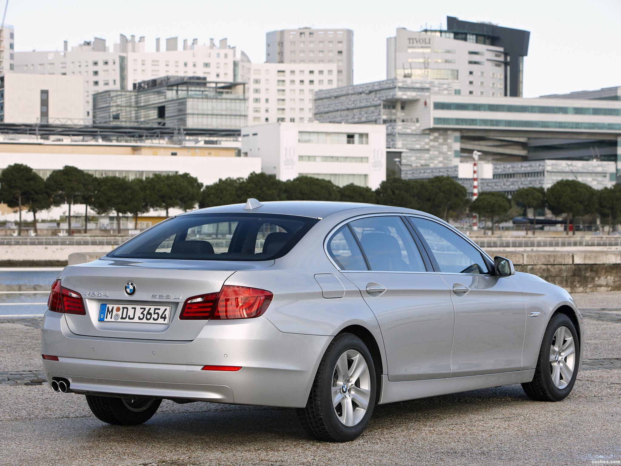 Foto 11 de BMW Li LWB 2010