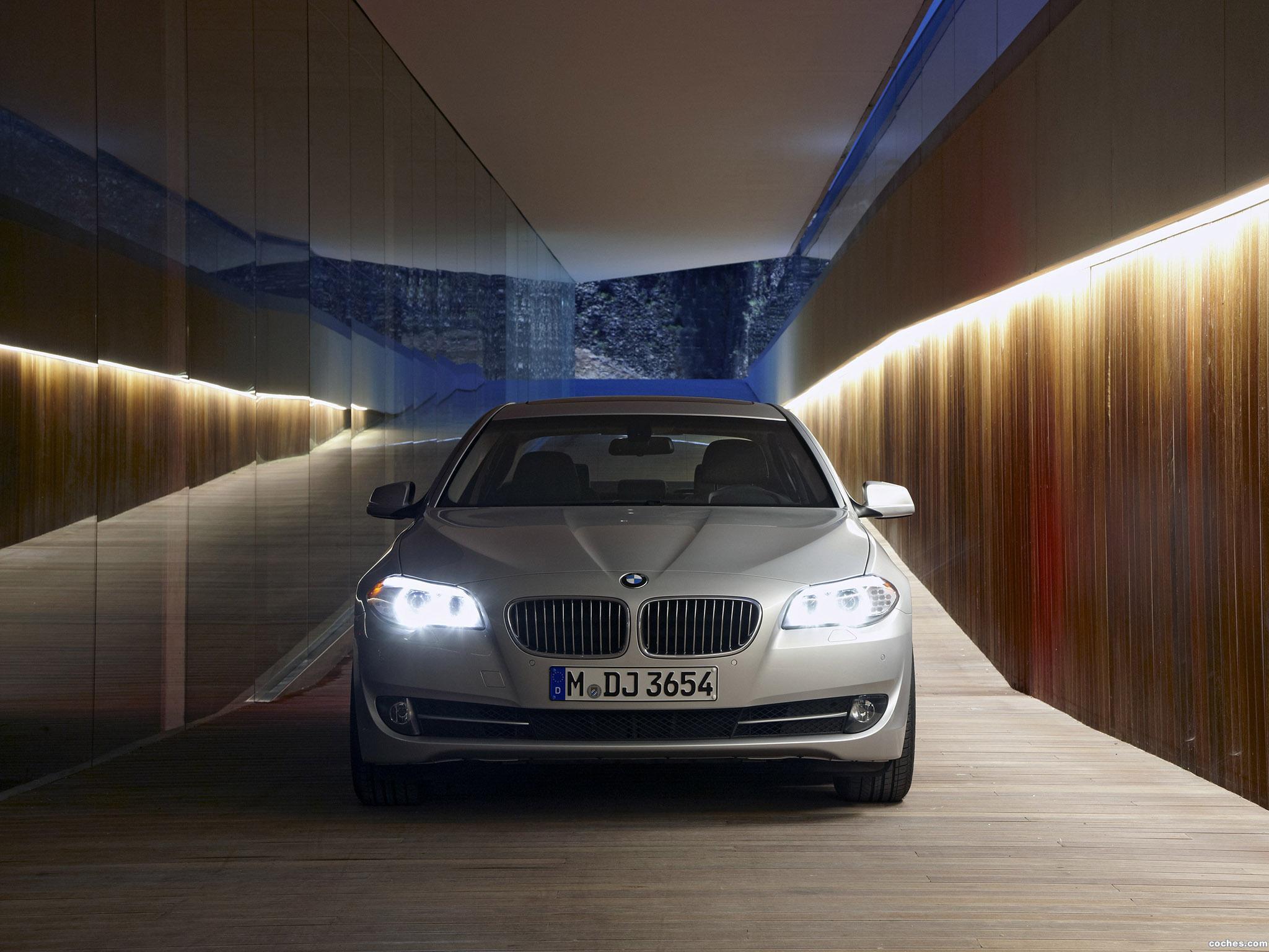Foto 8 de BMW Li LWB 2010