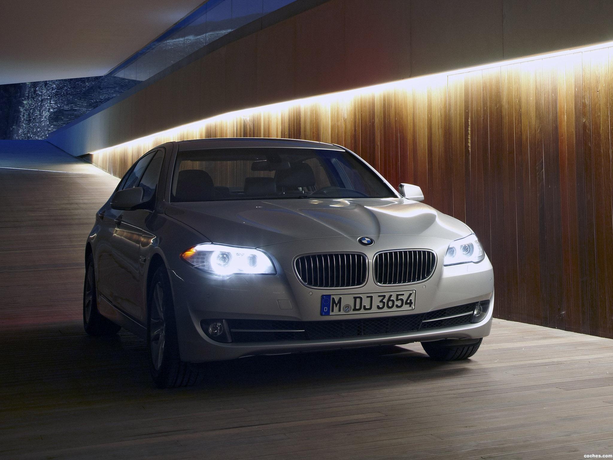 Foto 7 de BMW Li LWB 2010