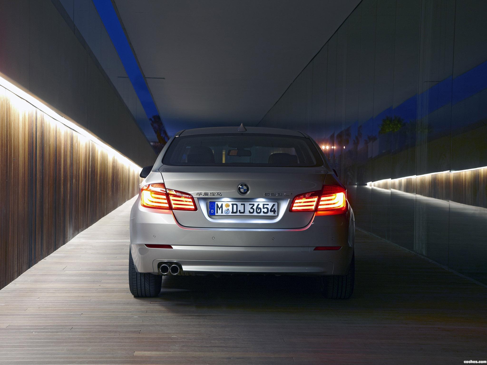 Foto 6 de BMW Li LWB 2010