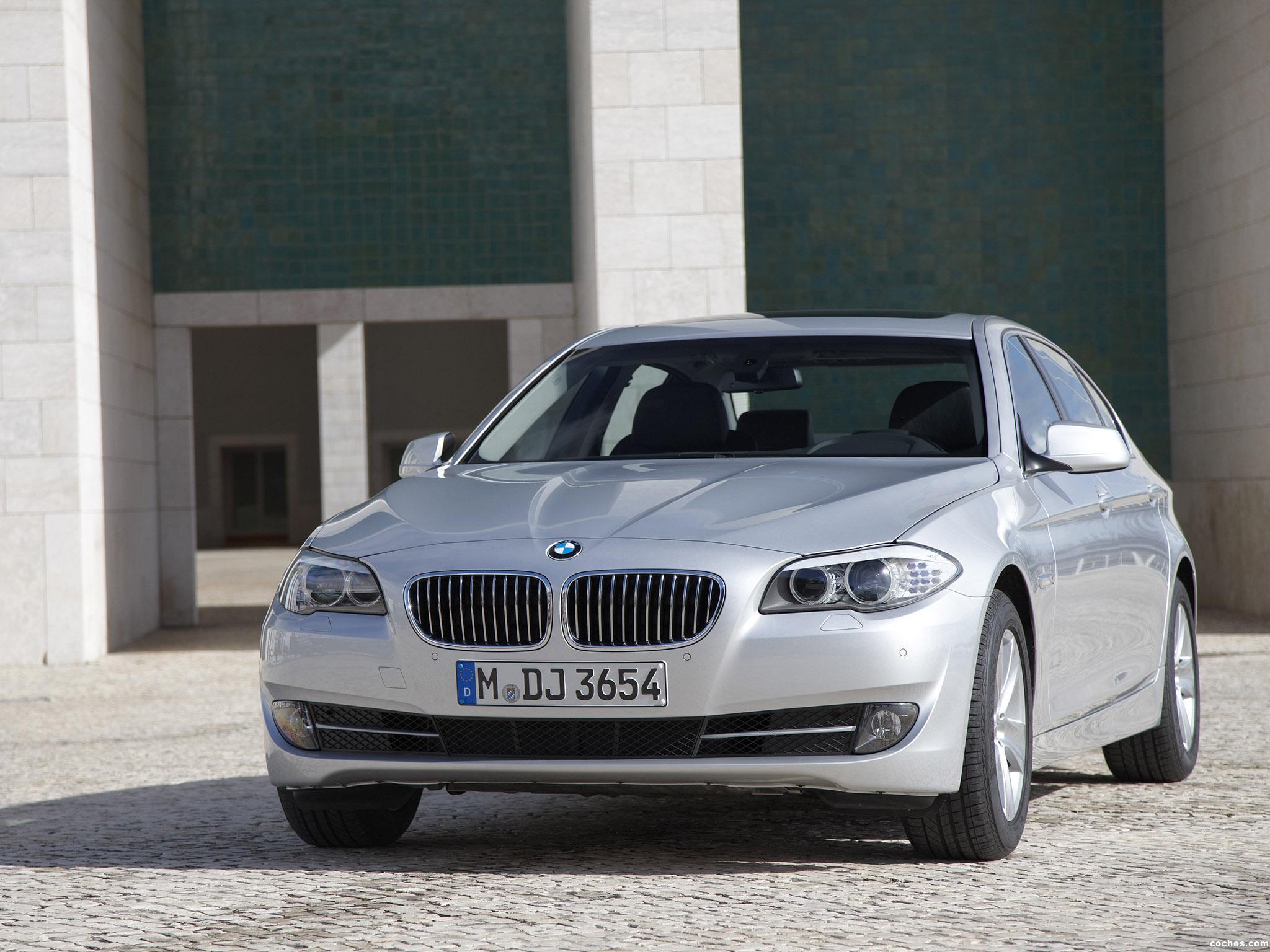 Foto 3 de BMW Li LWB 2010