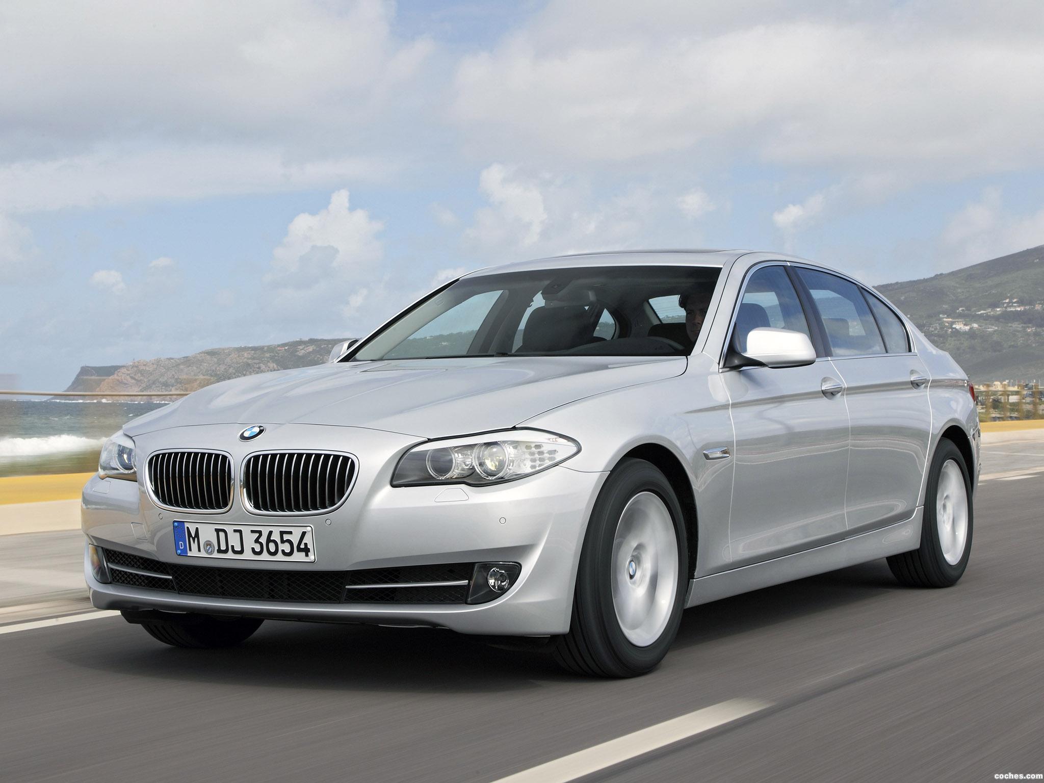 Foto 0 de BMW Li LWB 2010