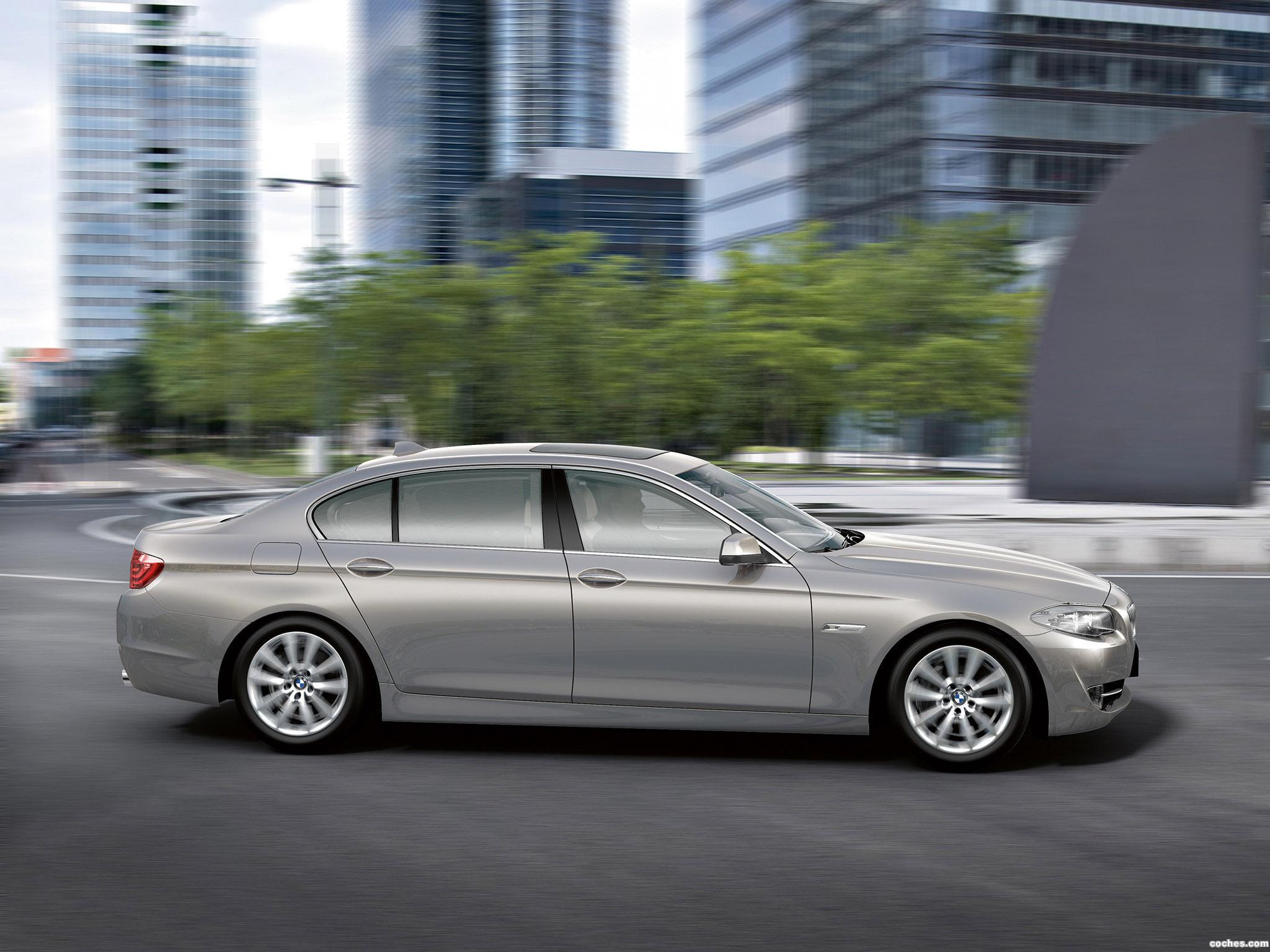 Foto 31 de BMW Li LWB 2010