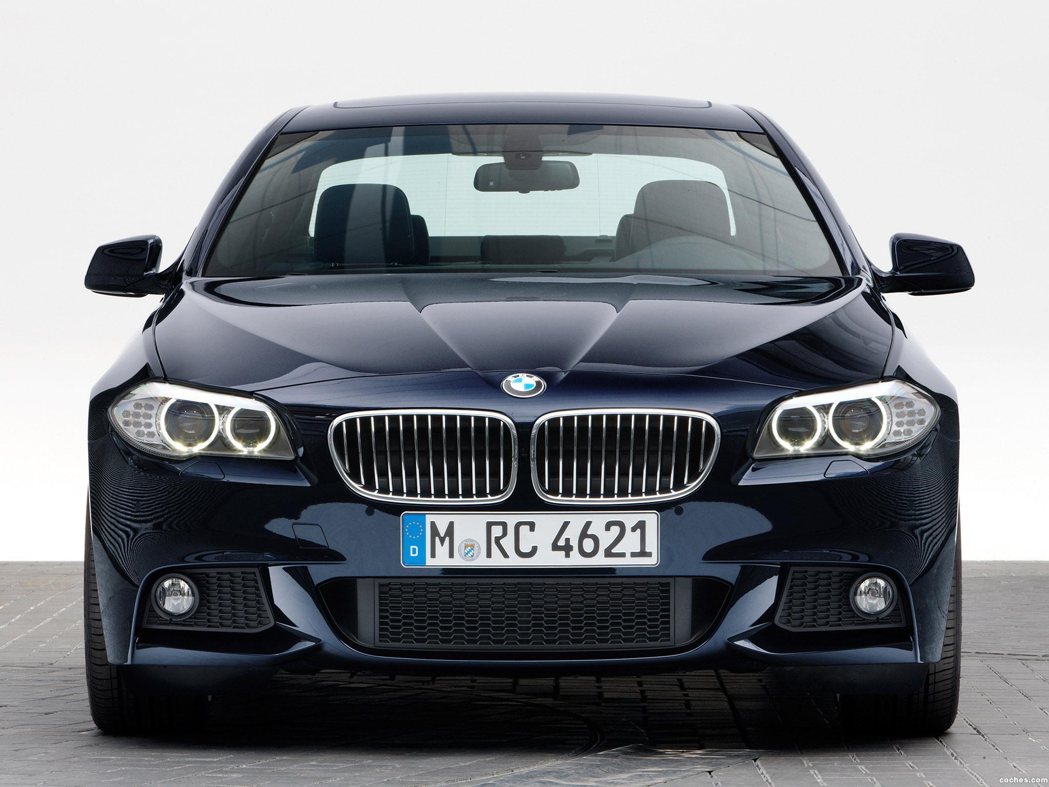 Foto 0 de BMW 5-Series M Sport Package 2010