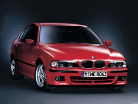 Fotos de BMW 5-Series M Sports Package E39 2002
