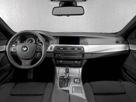 Ver foto 10 de BMW Serie 5 M550d xDrive 2012
