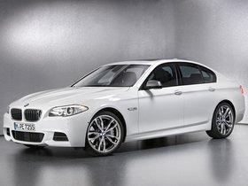 Fotos de BMW Serie 5 M550d xDrive 2012
