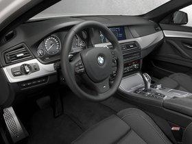 Ver foto 9 de BMW Serie 5 M550d xDrive 2012