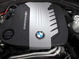 Ver foto 8 de BMW Serie 5 M550d xDrive 2012
